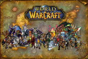 World of Warcraft 3 by handclaw