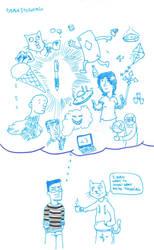 Brainstorming by JohanApostrof