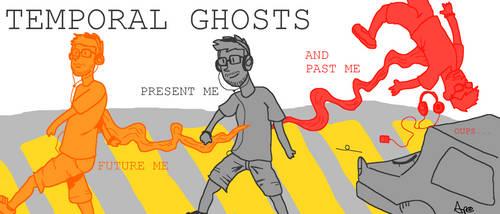 Temporal Ghosts by JohanApostrof