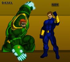Diesel Nox by hulkdaddyg
