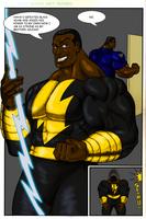 Black Adam Grudge by hulkdaddyg