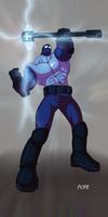 The Christian no armor by hulkdaddyg