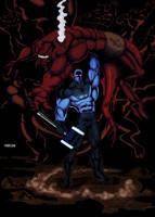 Demon Killer by hulkdaddyg