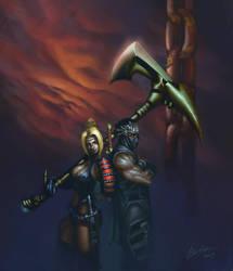 Ninja Gaiden by Extra411