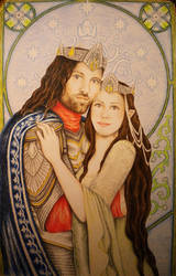 Coronation by annoulaki