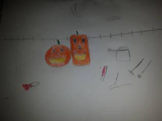 Halloween Competition 5 (1 has been chosen) by goldenworldgamer