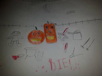 Halloween Special 6 by goldenworldgamer