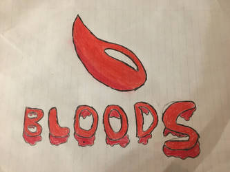 Made-up team #1 (Edmonton Bloods) by goldenworldgamer