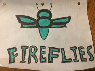 Made-up team #2 (Detroit Fireflies) by goldenworldgamer