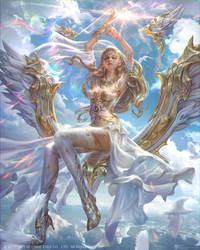 Aphrodite by JeremyChong
