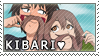 kibari stamp by cupiovulpes