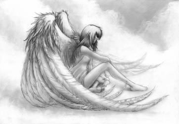 Huge Wings by asumoth