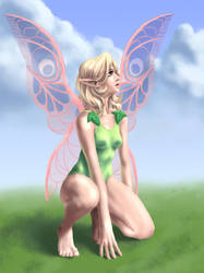 Fairy by asumoth