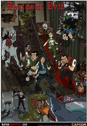 Resident Evil by Jacob-R-Goulden