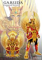 Garuda by elangkarosingo
