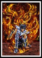 Ikki The Phoenix by elangkarosingo