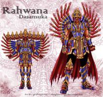 Rahwana by elangkarosingo