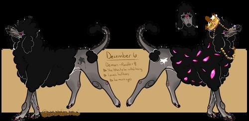 December 6 by nicegaydog