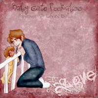 Edward and Nessie: Baby Gate Peekaboo by KyloRensMom