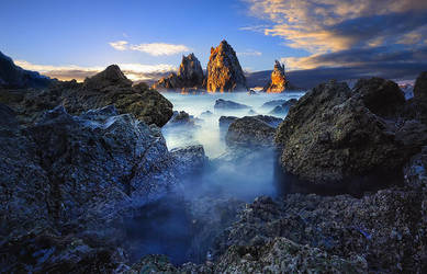 Fantasy Rocks by Michaelthien