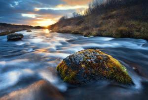 Creek by Michaelthien