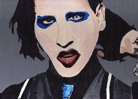 Once again, manson by Disgraceful-Love