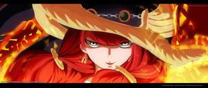 Eileen Berselion Universo uno!| Fairy Tail 489 by Sawadatsuna-kun