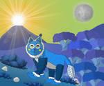 The Kawai Kiki- Open Species by CRG-Free