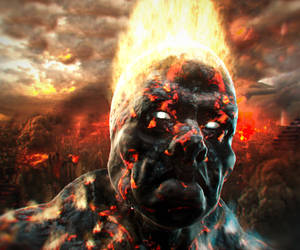 The Immortal Lava King by ChaseAvano