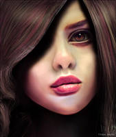 Amy Zikes by ChaseAvano