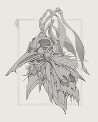 2qiaoy-zhang-skull01 by Qiiaoo