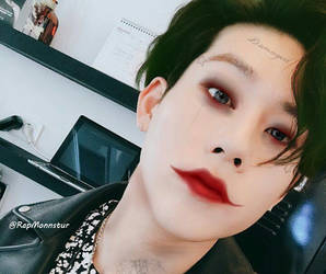 {Why so serious?} Jooheon Edit by BrovoStyles