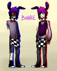 Bonnie  Old Bonnie by BlackLu11aby