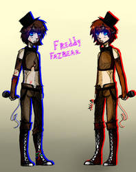 Freddy   Old Freddy by BlackLu11aby