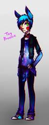 Toy Bonnie by BlackLu11aby