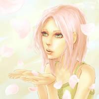 Sakura by Blishhed