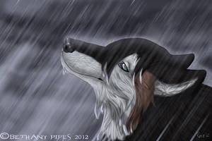 Rain by TruSpiritArt