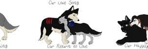 Livin' Our Love Song by TruSpiritArt