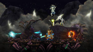 Order vs Chaos by hipnosworld