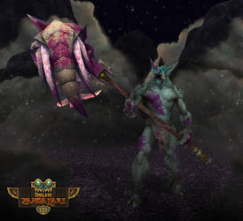 Zandalari Origins by hipnosworld