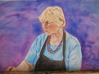 Jane Kate by scribblelor