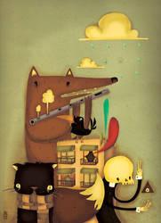 Arte y Disenio Cover by antiheroe