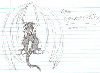 Gazzaxitulu by CalamitySeraph