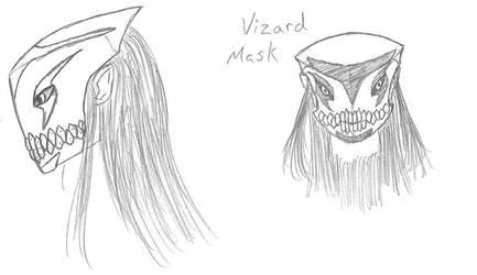 Vizard Mask by CalamitySeraph