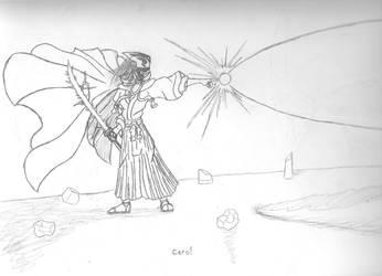 Vizard Cero by CalamitySeraph