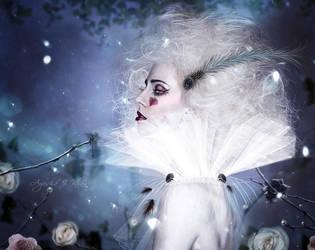 The Queen by iAJK