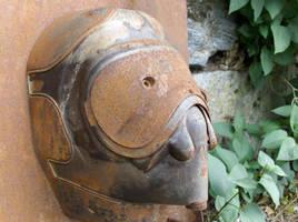 Mask steel by bafel