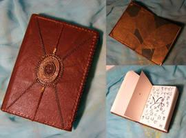 Spellbook by bafel