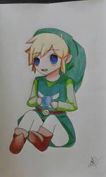 Link Kawa by MarieDessine