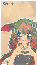 Kobato Heart by RosaKiddy